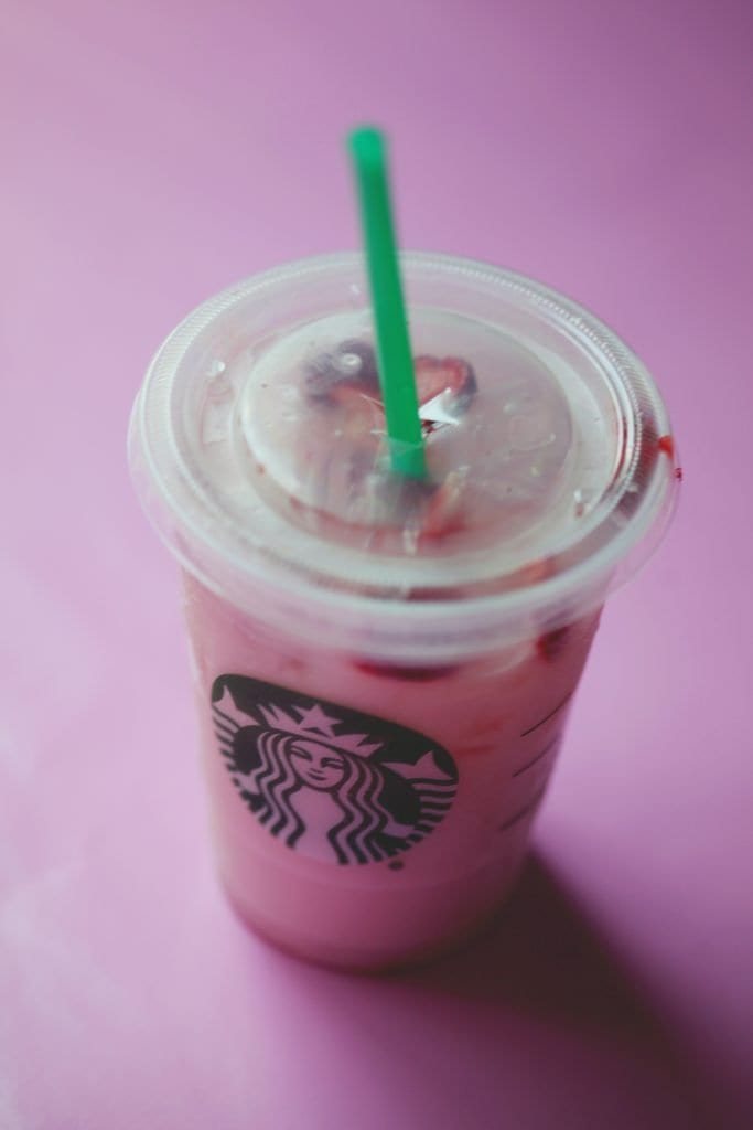 how to make a starbucks pink drink
