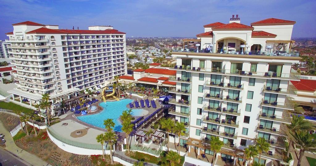 waterfront beach resort