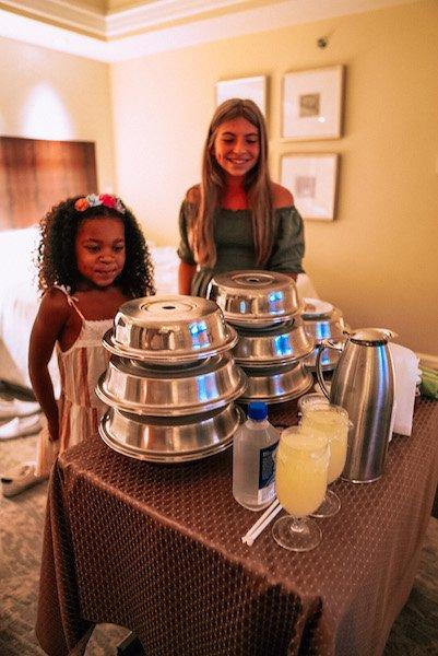 room service ritz carlton