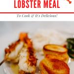 The Easiest Lobster Meal
