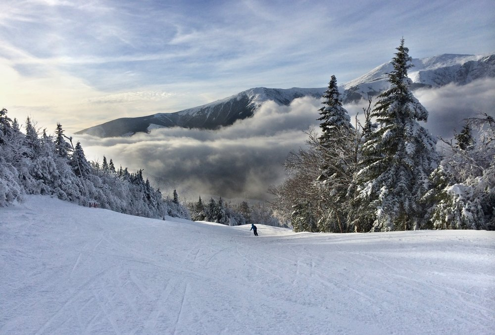 best christmas vacations for families - stowe vermont