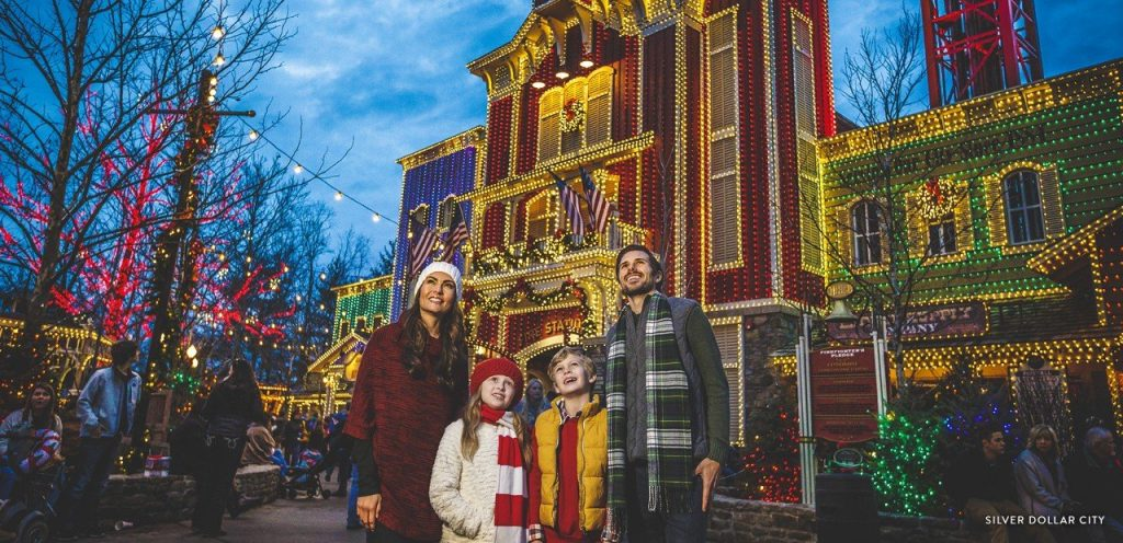 branson missouri best christmas vacation for families