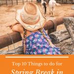 spring break arizona