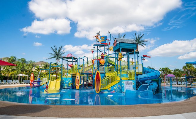 Encore Resort in Orlando- perfect for families. Family vacation