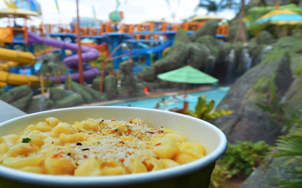 Universal Orlando Foods - Volcano Bay