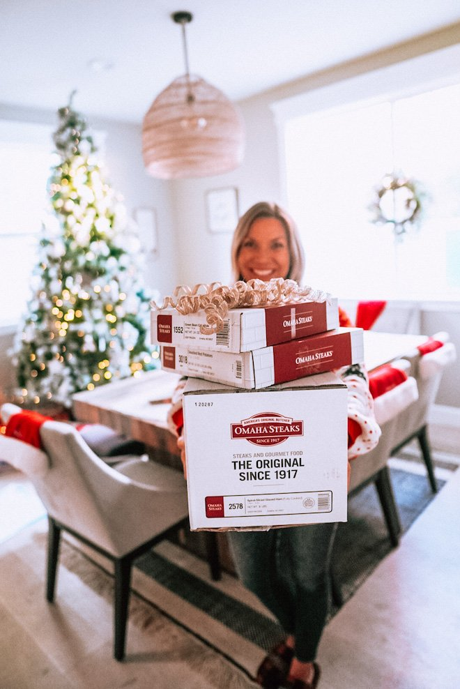 Omaha Steaks Holiday Meal Packages