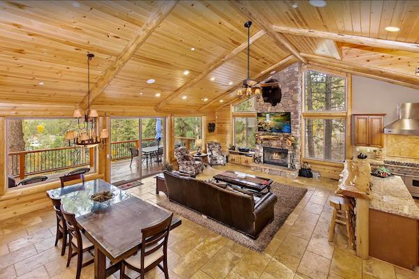 Big Bear Luxury Cabins
