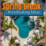 Finding the perfect spring break location can be tricky for families as college craziness takes over some of our favorite destinations. However, this year is a whole new challenge. That is why I have put together a list of 21 Spring Break Ideas for Families. Whether you are looking to spend spring break with the fam on the slopes, on a beach or in a saddle… I've got an awesome recommendation for you + tips on how to SAVE money on your family spring break.