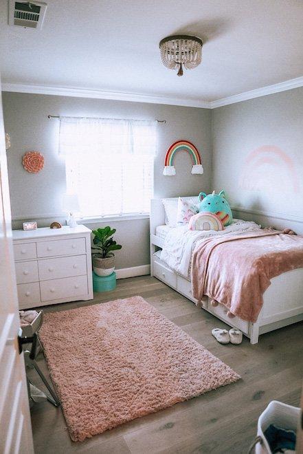 Storkcraft Bed with Storage