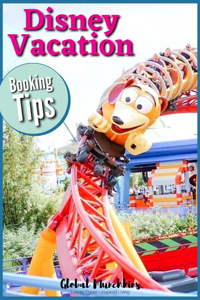 Disney Vacation Booking Tips Global Munchkin