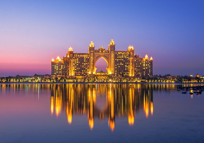 things to do in Dubai with kids - atlantis