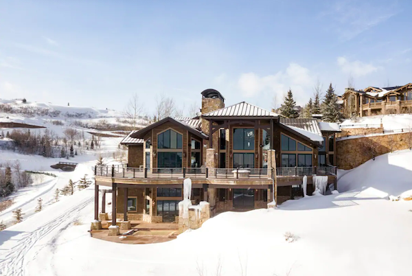 airbnb in park city