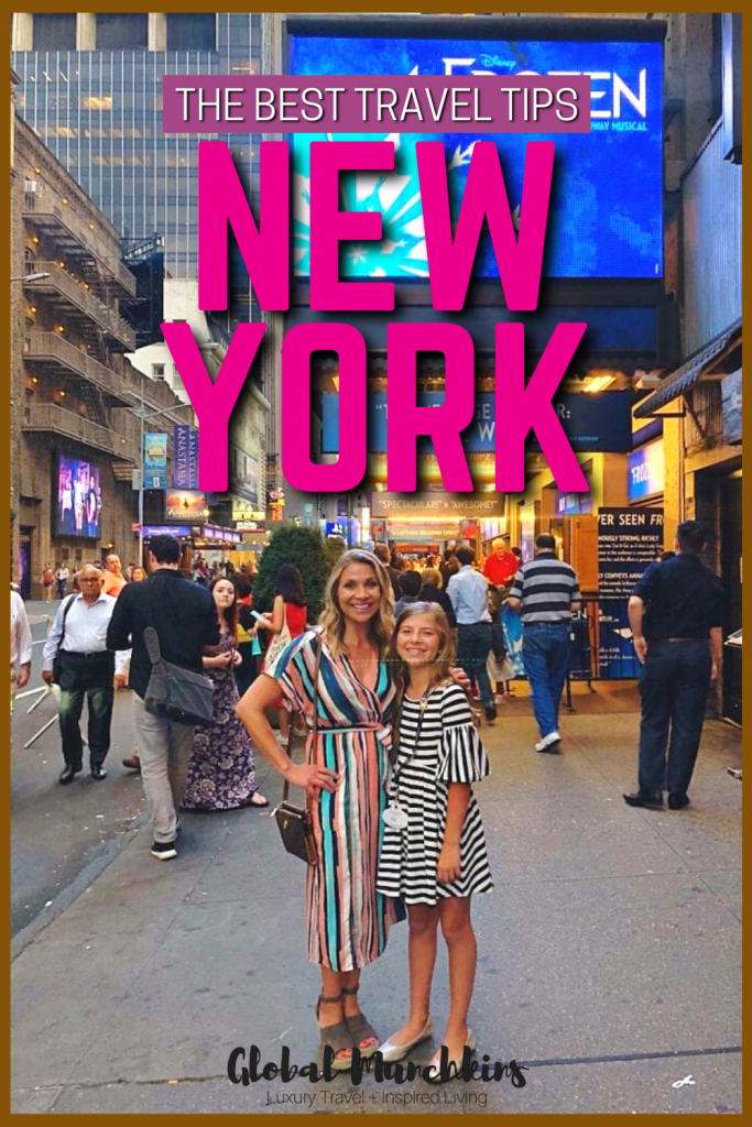 The Best Travel Tips New York Global Munchkin