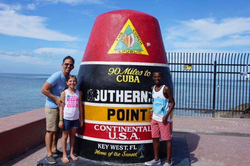 Things to do in key west - souther most point