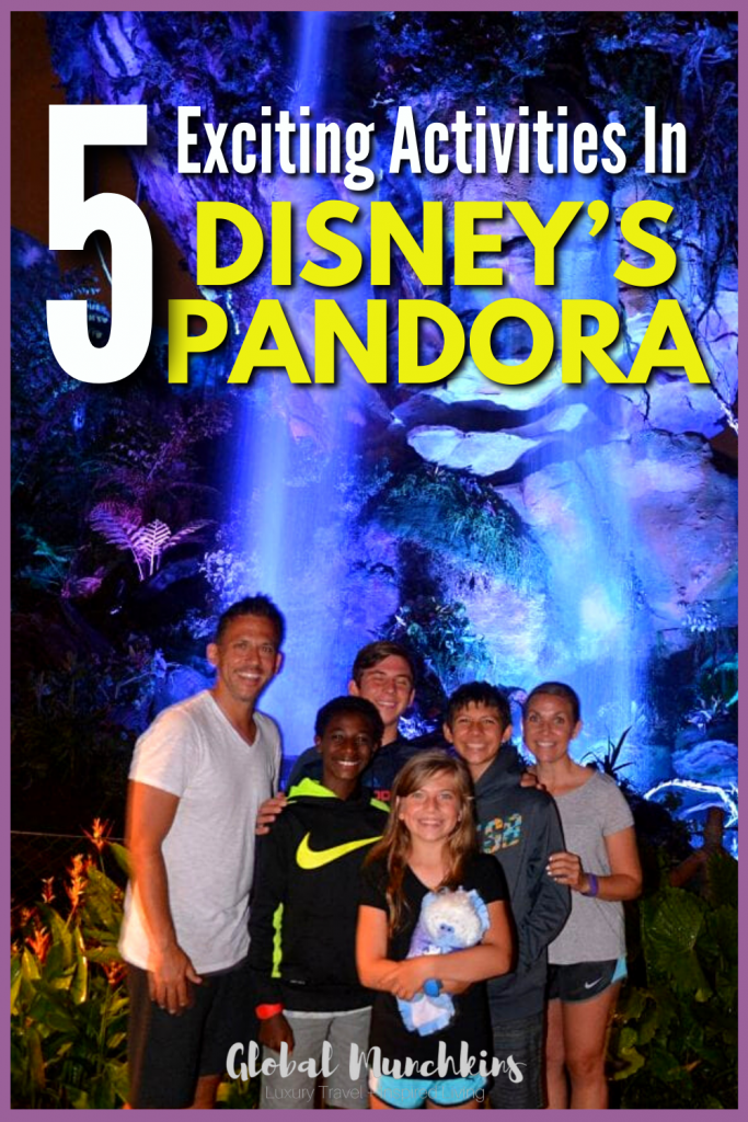 """Having visited Walt Disney World so many times in the past we figured, we've got this! We know about Fast Pass+, we know how to work around the crowds, we know to take breaks at some of the cooler areas of the park like The Lion King Show (great show by the way). However, being the alleged """"pros"""" that we thought we were. Here are 5 things I wish I knew before visiting Disney's Pandora."""
