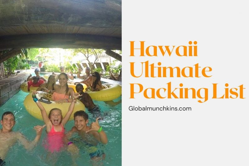 Ultimate Packing List for Hawaii + [ Free Printable List ]