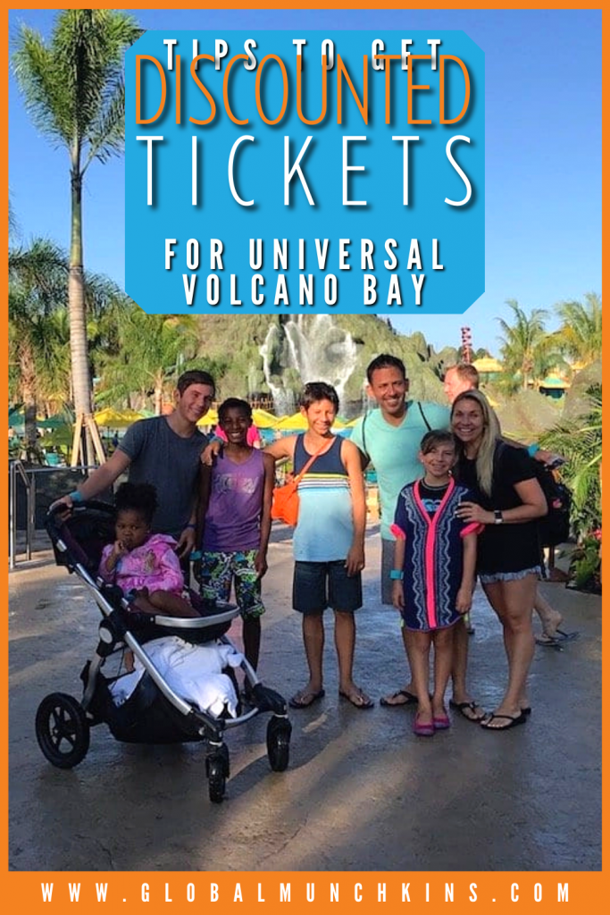 Pin Tips To Get Discounted Ticket For Universal Volcano Bay Global Munchkins