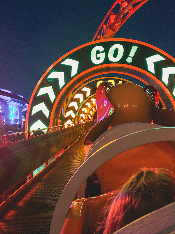 Slinky Dog Dash - Best Rides at Hollywood Studios