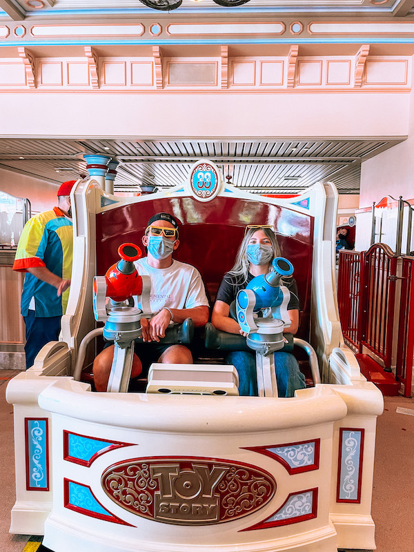 Toy Story Mania - Best Rides at Hollywood Studios