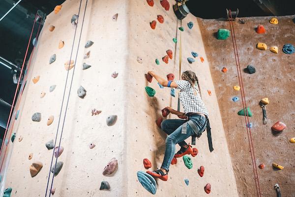 rock climbing in sacramento