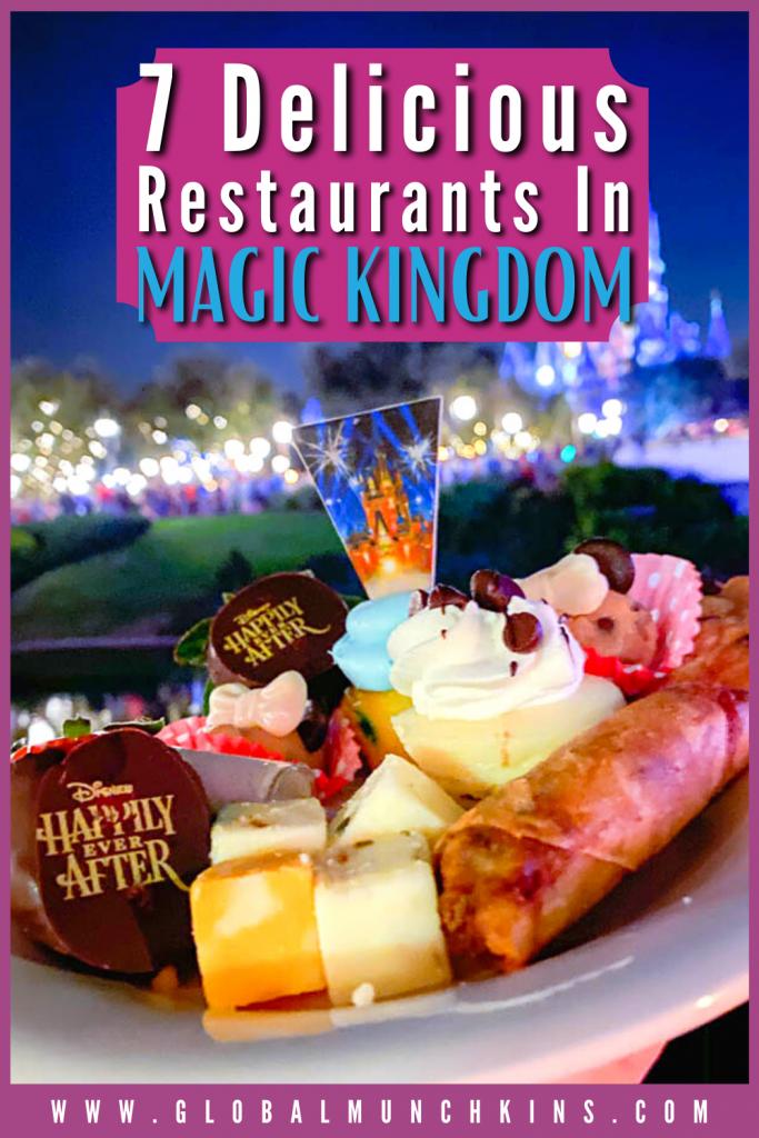 Pin 7 Delicious Restaurants In Magic Kingdom Global Munchkins